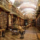 The Clementinum and the National Library, What to do in Prague