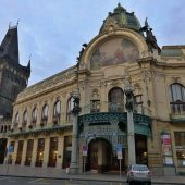 The Municipal House, What to do in Prague