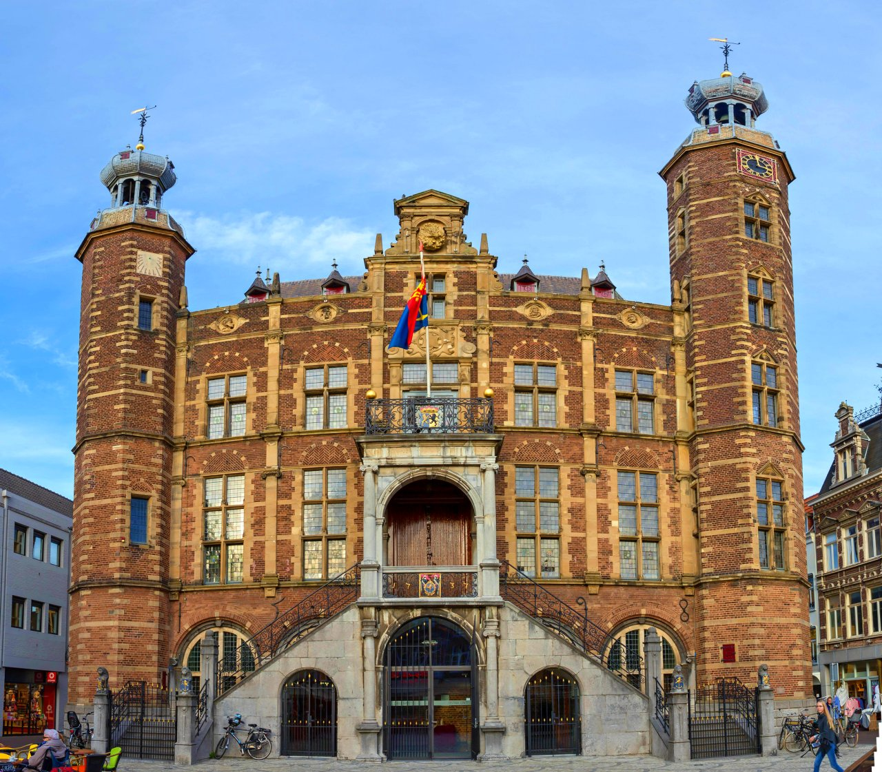 Venlo, City Hall, Best Places to Visit in the Netherlands