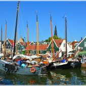 Volendam, Best Places to Visit in the Netherlands