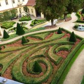 Vrtba Gardens, What to do in Prague, The Czech Republic