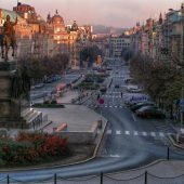 Wenceslas Square, What to do in Prague
