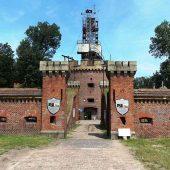 Angel's Fort, Swinoujscie, Poland