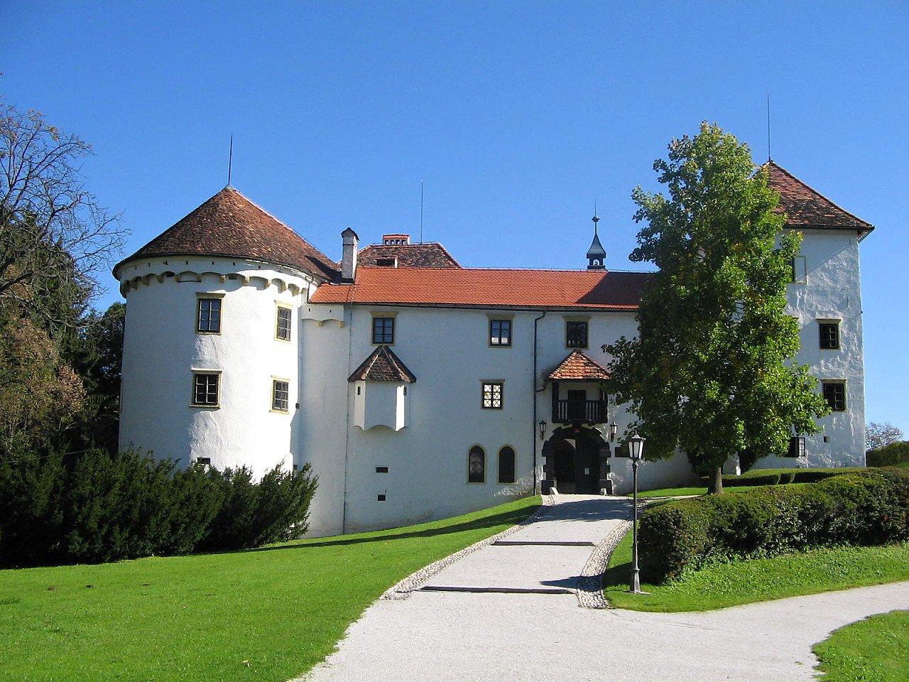 Bogenšperk Castle, Best places to visit in Slovenia