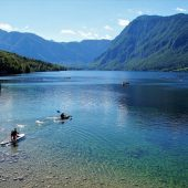 Bohinj lake, Best Places to Visit in Slovenia