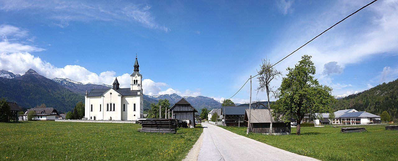 Bohinjska Bistrica, Best Places to Visit in Slovenia
