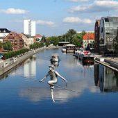 Bydgoszcz Canal, Poland