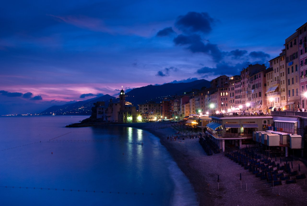 Camogli Beach, Best Italy Beaches