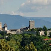 Celje castle, Best places to visit in Slovenia