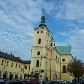 Church of Sanctuary of Our Lady of Rzeszow, Poland