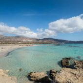 Elafonisi, Crete, Greece Beaches