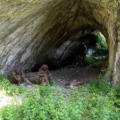 Jaskinia Ciemna (Dark Cave), Ojcowski National Park, Poland