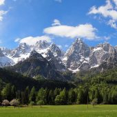 Julian Alps, Best places to visit in Slovenia