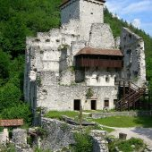 Kamen Castle, Best places to visit in Slovenia