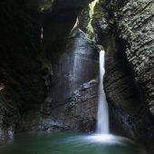 Kozjak Waterfall, Kobarid, Best Places to Visit in Slovenia