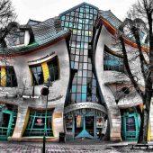 Krzywy Domek – Crooked House, Sopot, Poland