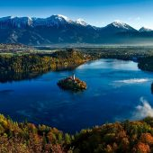 Lake Bled, Best Places to Visit in Slovenia