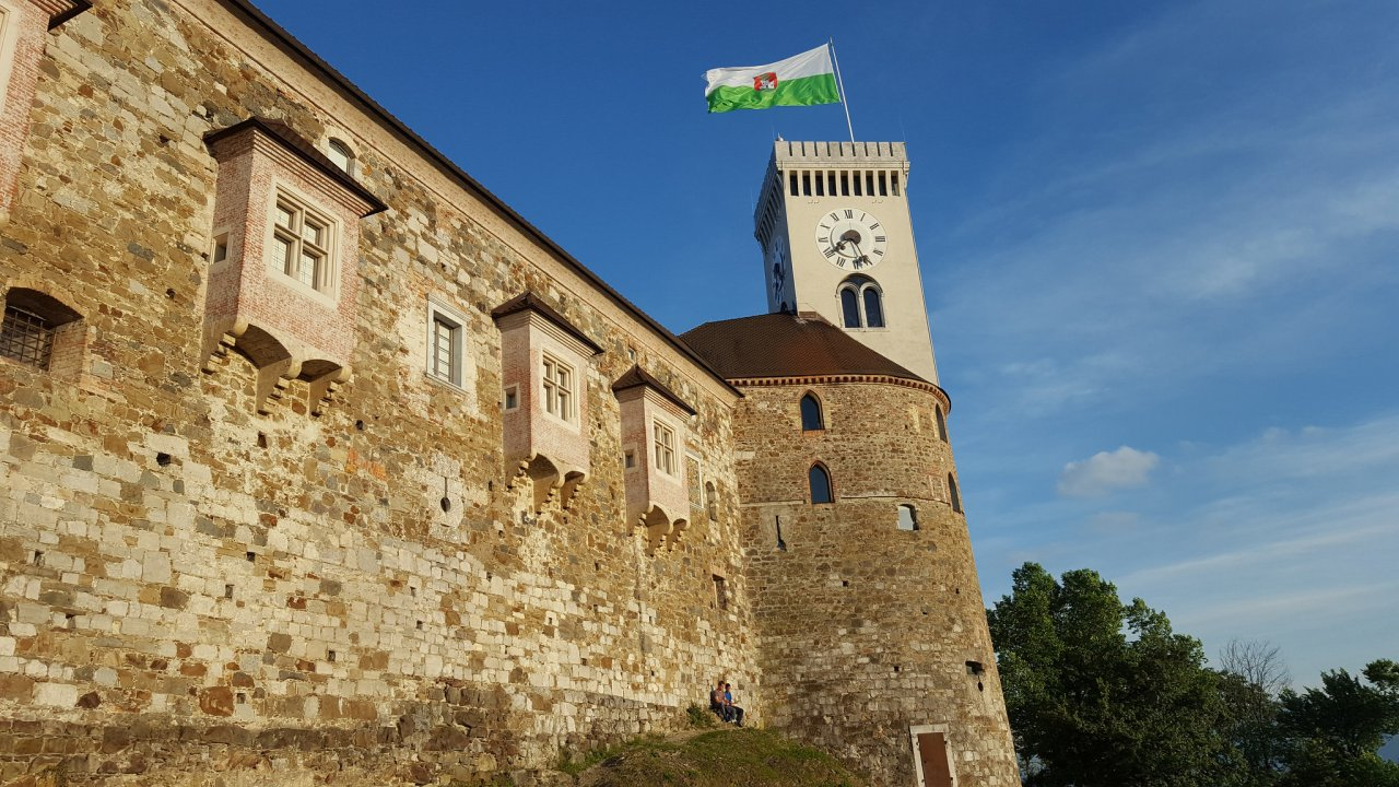Ljubljana Castle, Best places to visit in Slovenia