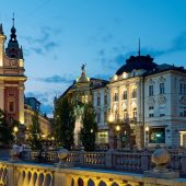 Ljubljana, Best Places to Visit in Slovenia