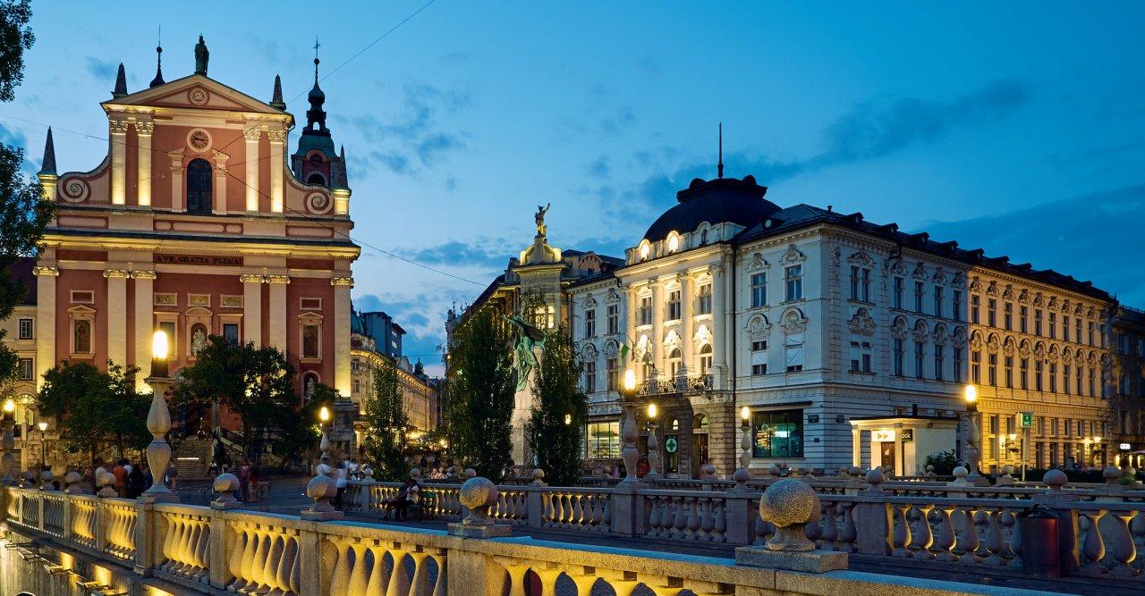 Ljubljana, Best Places to Visit in Slovenia