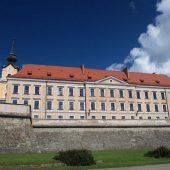 Lubomirski Castle in Rzeszow, Poland