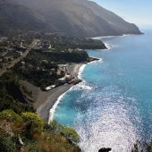 Maratea coast near Acquafredda, Best Italy Beaches