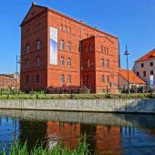 Mill Island, Bydgoszcz, Poland