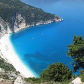Myrtos, Kefalonia, Greece Beaches
