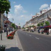 New World Street,Warsaw, Poland
