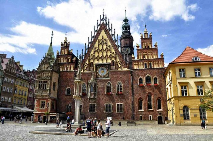 Old Town Hall, Wroclaw, Best Places to Visit in Poland