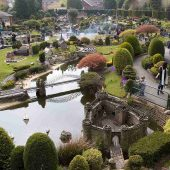 Park of Miniatures and Railways, Isle of Usedom, Poland