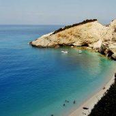 Porto Katsiki, Lefkada, Greece Beaches