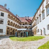 Ptuj Castle, Best places to visit in Slovenia