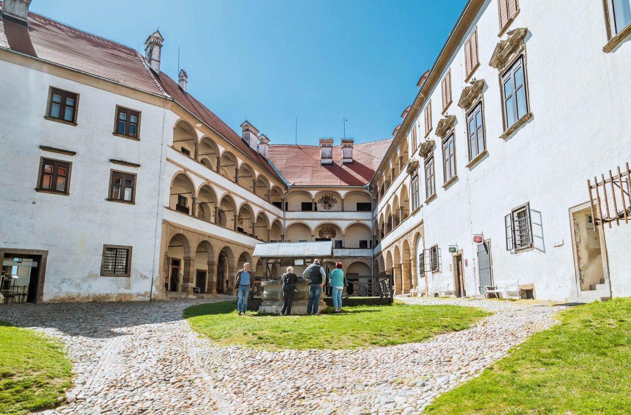 Ptuj Castle, Best places to visit in Slovenia