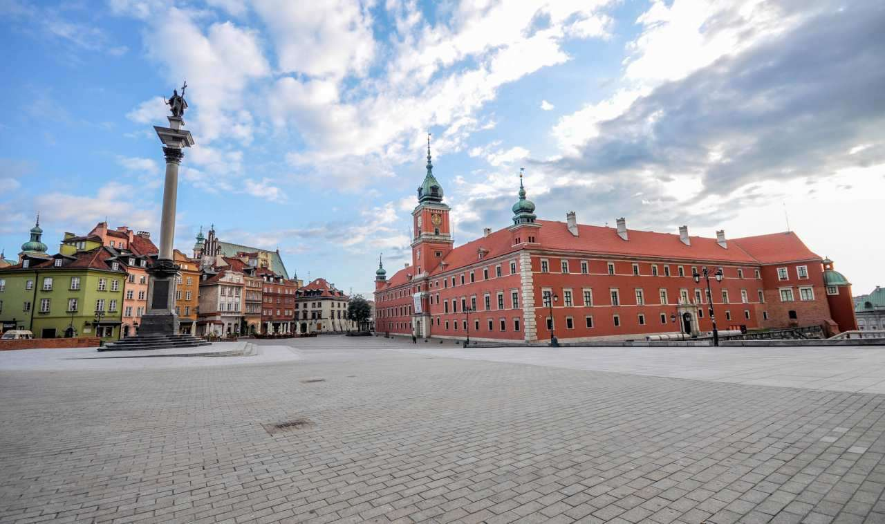 Royal Castle,Warsaw, Best Places to Visit in Poland