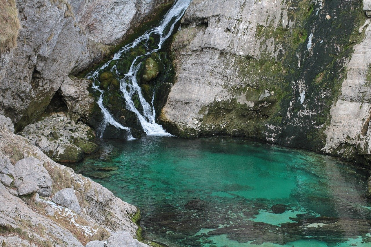 Savica Waterfall, Best Places to Visit in Slovenia