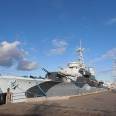 Ship Museum ORP Blyskawica, Gdynia, Poland