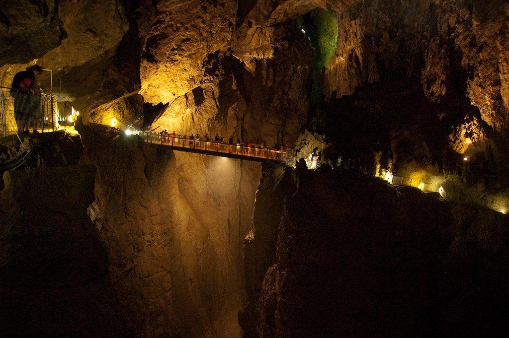 Skocjan Caves, Best Places to Visit in Slovenia