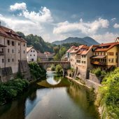 Skofja Loka, Best Places to Visit in Slovenia