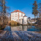 Snežnik Castle, Best places to visit in Slovenia