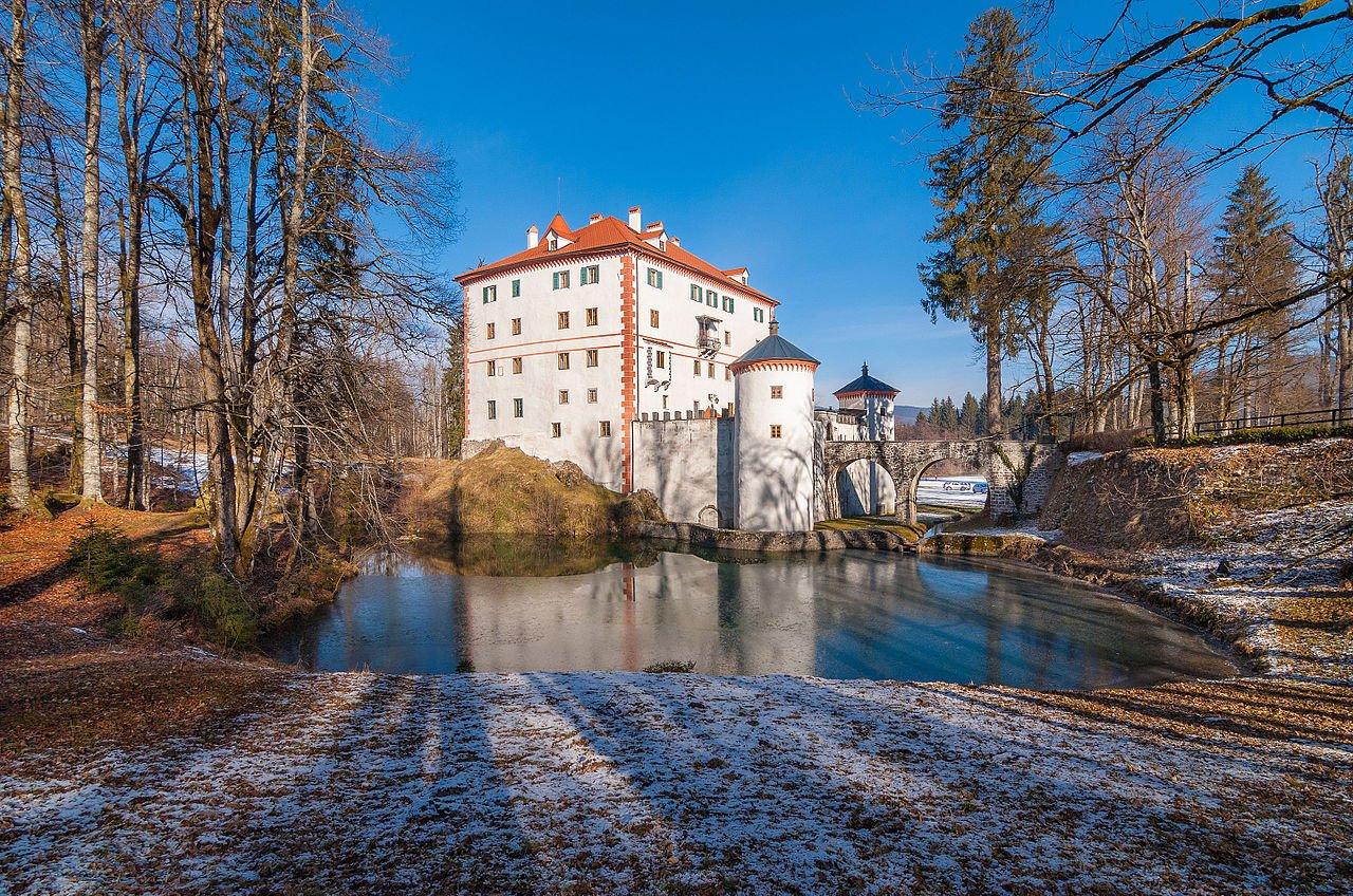 Snežnik Castle, Best places to visit in Slovenia