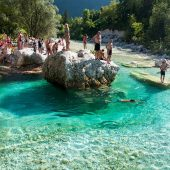 Soca River Valley, Best Places to Visit in Slovenia