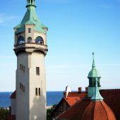 Sopot Lighthouse, Poland