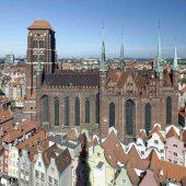 St Mary's Church, Gdansk, Poland