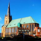 Szczecin Cathedral, Poland