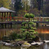 Szczytnicki Park, Wroclaw, Poland