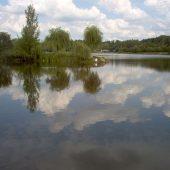 Valley of Three Ponds, Katowice, Poland