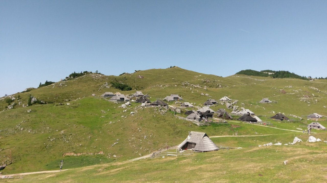 Velika Planina, Best Places to Visit in Slovenia
