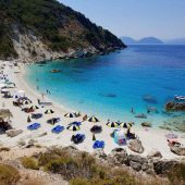 Agiofilli Beach, Porto Katsiki, Greece Beaches