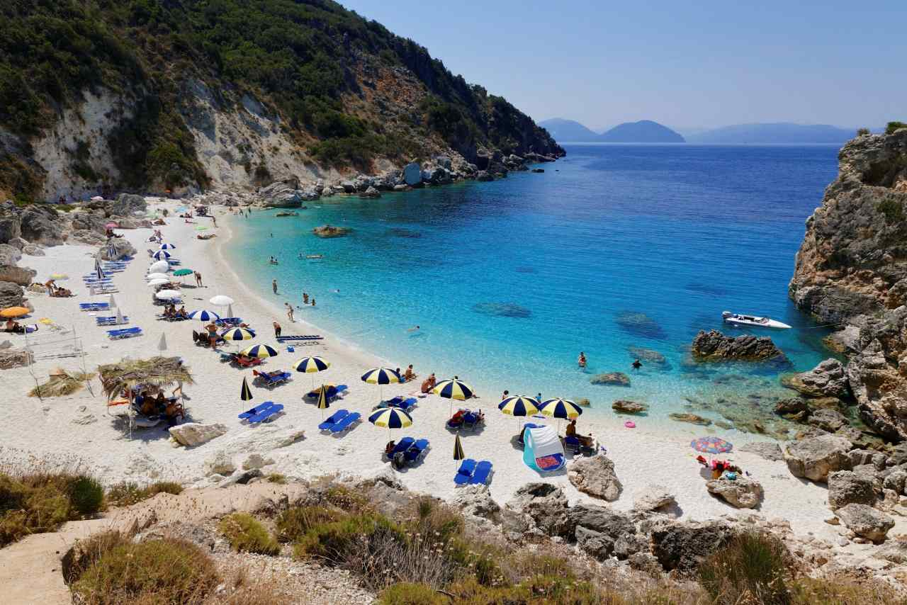 Agiofilli Beach, Porto Katsiki, Greece Beaches
